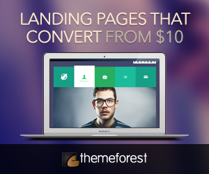 themeforest - wordpress themes
